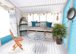 inspired interiors 2 beach hut