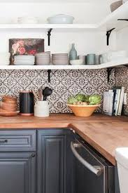 Backsplashes For Kitchen by 10 Kitchens Where The Backsplash Is The Main Event Teal