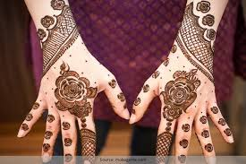 6 beautiful types of mehndi designs names list
