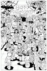 15 super hero squad coloring pages superhero printable coloring