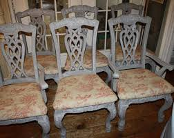 french chairs etsy
