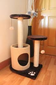 Modern Cat Trees Furniture by 12 Best Cat Trees Images On Pinterest Cat Condo Cat Furniture