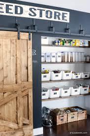 Kitchen Pantry Organization by Farmhouse Kitchen Pantry Organization Simply Kierste Design Co