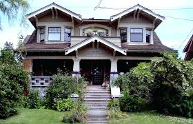 arts and crafts style home plans arts and crafts bungalow white housebungalow house interiors homes