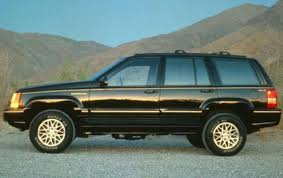 black and teal jeep 1995 jeep grand cherokee information and photos zombiedrive