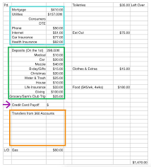 Track My Spending Spreadsheet by The Simple Way We Track Our Spending On A Budget The