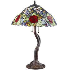 Overstock Com Tiffany Floor Lamps by Bronze Table Lamps Lamps U0026 Shades The Home Depot