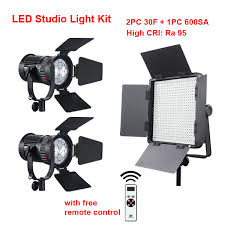 led studio lighting kit aliexpress com buy led studio light kit 2x cn 30f led spot light