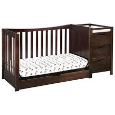 Modern 4 In 1 Convertible Crib Modern Baby Cribs Grapevine Project Info