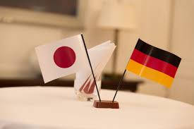 What Colors Are The German Flag Pictures Of The 3rd German Japanese Business Dialogue Www Japan