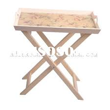 Folding Tray Table Set Brilliant Folding Tray Table Ikea Ikea Snack Tables Set For Sofas