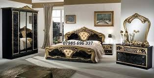 barocco bedroom set italian bedroom set parhouse club
