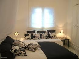 chambre noir et blanche chambre blanc et noir inspirant unique decoration chambre coucher