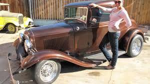 Rat Rods For Sale Cheap Original 1932 Ford 5w Coupe Rod In Storage For Almost 30 Years