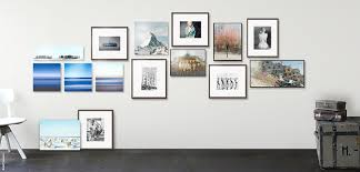best gallery walls wall art designs awesome art gallery walls by professional