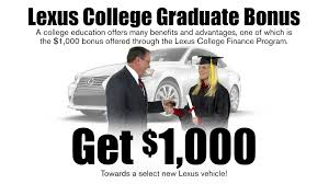 lexus certified pre owned lease lexus graduate program pohanka lexus