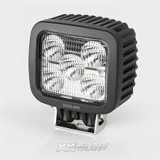 xkglow 50w 5500lm high power 4x4 offroad flood led work light cree