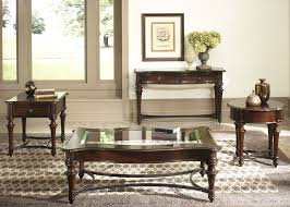 kingston plantation occasional table set from liberty 720 ot1011