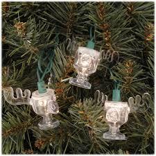national lampoon u0027s christmas vacation moose mug light set