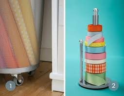 gift wrap storage ideas roundup 10 genius gift wrap storage solutions curbly