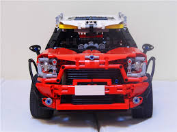 custom lego mini cooper moc mini countryman cooper s lego technic mindstorms u0026 model