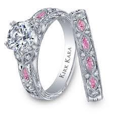 pink wedding rings pink wedding rings pink wedding rings rikof inner voice designs