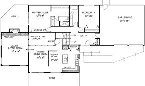 multi level floor plans the 15 best multi level house plans home plans blueprints 66117