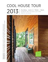 Coolhouse Coolhouse Tour Guidebook 2013 By Margaret Andersen Issuu