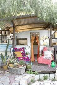 living simply part 1 vintage trailers cozy little house