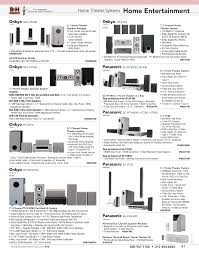 5 1 panasonic home theater system pdf manual for panasonic home theater sc ht940