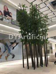 large artificial bamboo trees project in kazakhstan dongyi