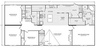 four bedroom floor plans wide floor plans 4 bedroom home design ideas