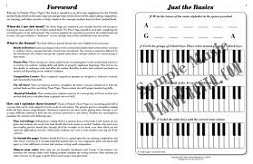 prelude power pages hardcopy workbook piano pronto publishing