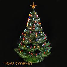 ceramic christmas tree ceramic christmas tree lights fishwolfeboro
