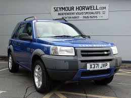 2000 land rover mpg 2000 land rover freelander td4 es station wagon 2 495