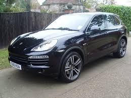 porsche for sale uk used 2010 10 porsche cayenne hybrid tiptronic s for sale in