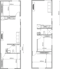 pleasant idea house plans with granny flat wa 4 attached home act