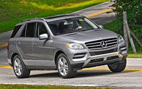 mercedes 4matic suv price 2012 mercedes ml 350 4matic drive motor trend