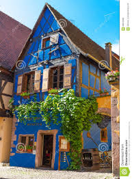 riquewihr alsace france may 19 2015 editorial photo image