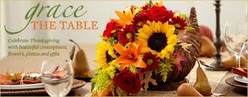 thanksgiving flowers centerpieces and thanksgiving gift baskets