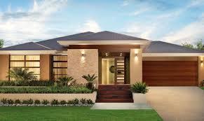 contemporary single storey house plans australia decohome