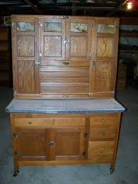 Vintage Hoosier Cabinet For Sale Oak Hoosier Cabinet Value 13379