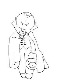 free dearie dolls digi stamps halloween colouring sheets