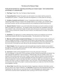 science fair report template ideas of science fair research paper outline unique political