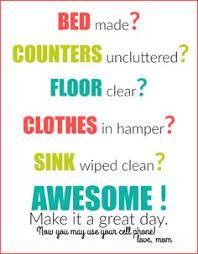 Clean Bedroom Checklist Teach Kids How To Clean A Bedroom In 4 Easy Steps Room