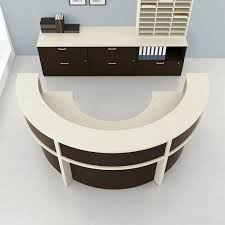 Circular Reception Desk Circular Reception Desk Home Office Pinterest Reception