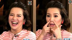 kris aquino says the darndest things on kris tv pep ph