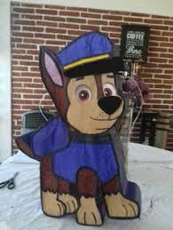 party bulldog pinata inspired paw patrol rubble quibox