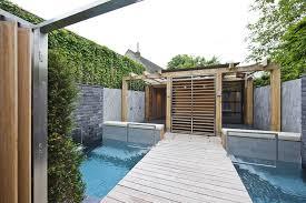 courtyard garden design melbourne margarite gardens