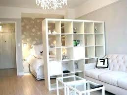 Room Divider Ideas Idea For Studio Apartments  myyour